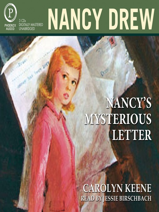 Title details for Nancy's Mysterious Letter by Carolyn Keene - Available