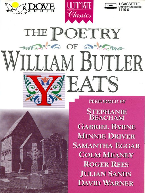 Title details for The Poetry of William Butler Yeats by William Butler Yeats - Available