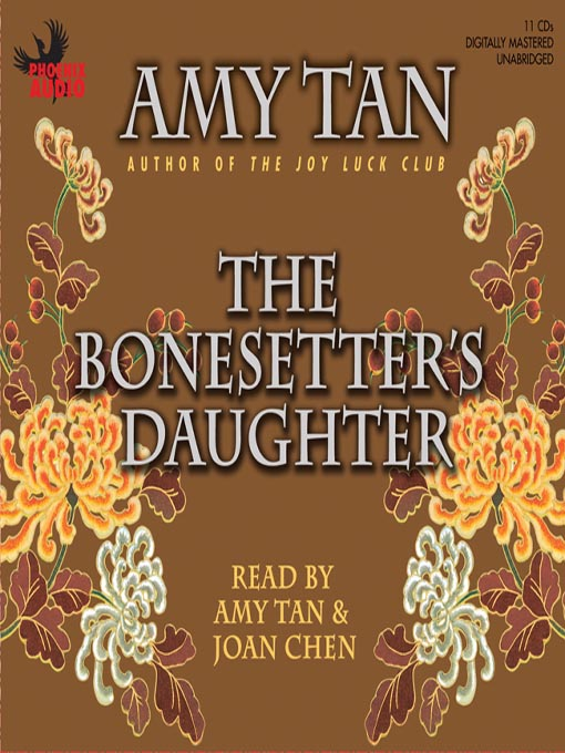 Title details for The Bonesetter's Daughter by Amy Tan - Wait list