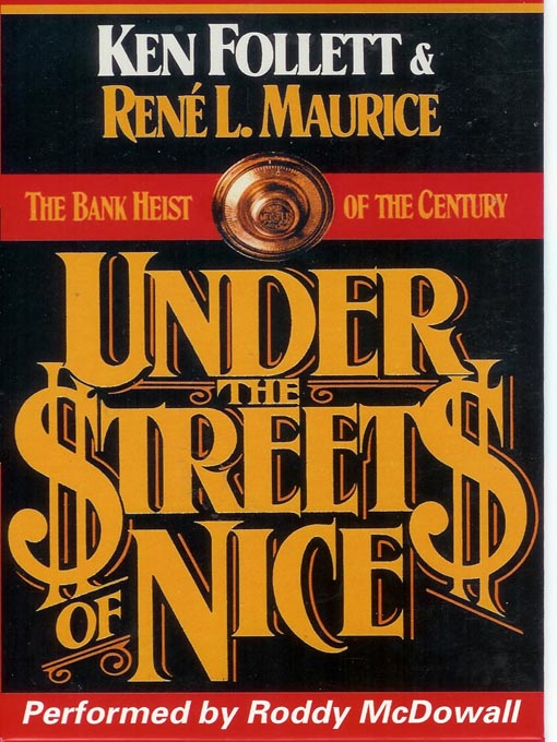 Title details for Under the Streets of Nice by Ken Follett - Available