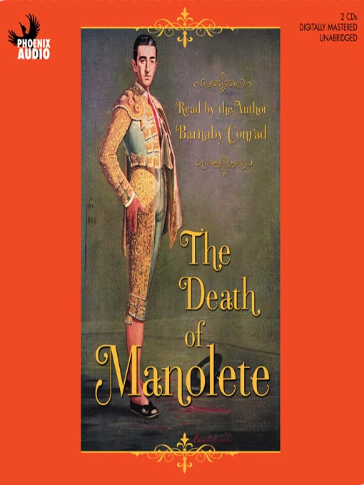 Cover of The Death of Manolete