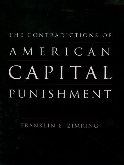 an analysis of the article against the american system of capital punishment by jack greenberg The legal defense fund's capital punishment campaign: the distorting influence of death 2 jack greenberg and policy problems which the capital punishment.