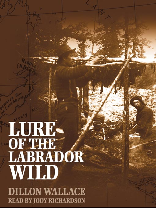 Title details for Lure of the Labrador Wild by Dillon Wallace - Available