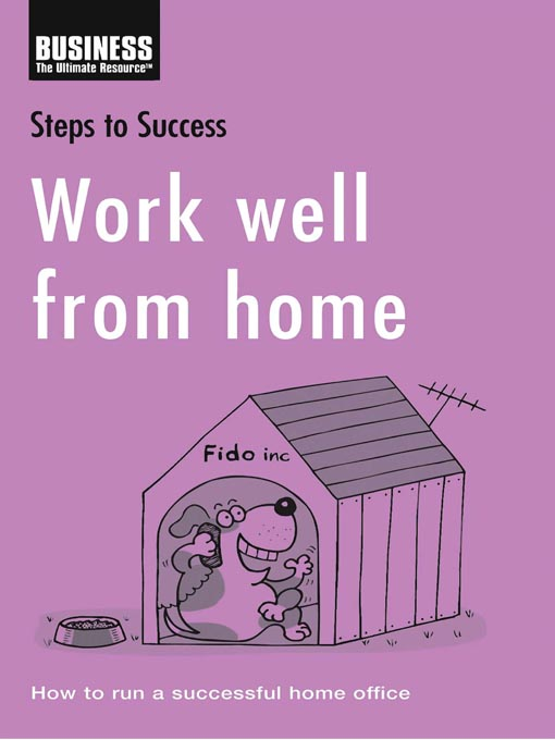 Title details for Work Well from Home by A&C Black - Wait list