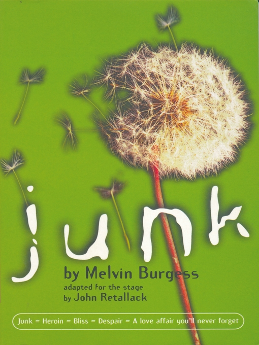 Title details for Junk by Melvin Burgess - Available