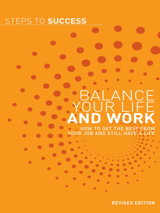 Title details for Balance your Life and Work by Bloomsbury Publishing - Available