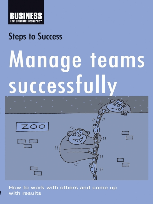 Title details for Manage Teams Successfully by Bloomsbury Publishing - Available