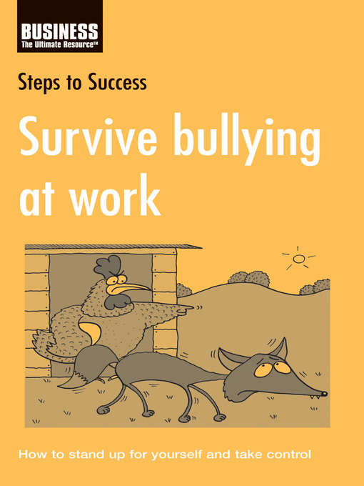Title details for Survive Bullying at Work by Lorenza Clifford - Available