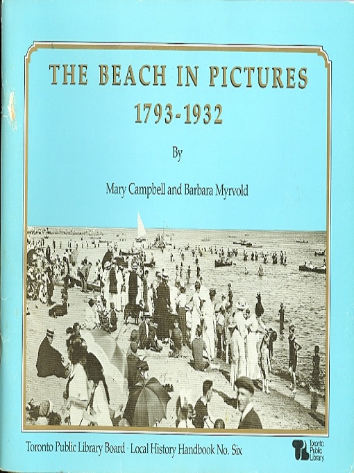 Title details for The Beach in Pictures, 1793-1932 by Mary Campbell - Available