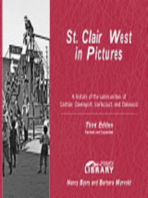 Title details for St. Clair West in Pictures by Nancy Byers - Available