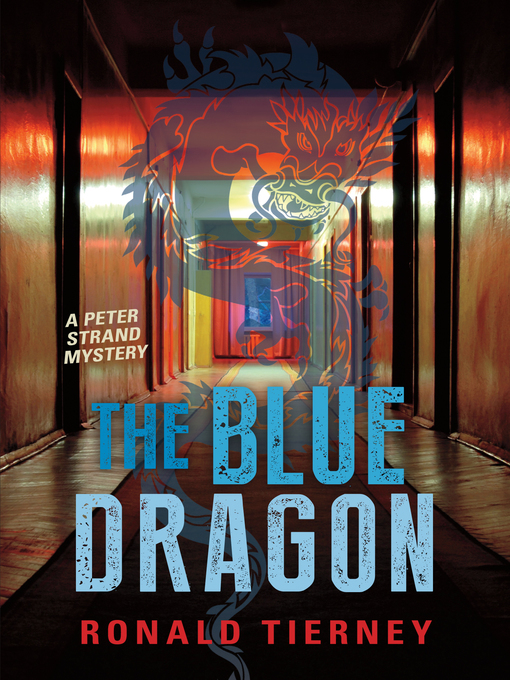 Cover of The Blue Dragon