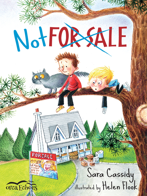 Title details for Not For Sale by Sara Cassidy - Available
