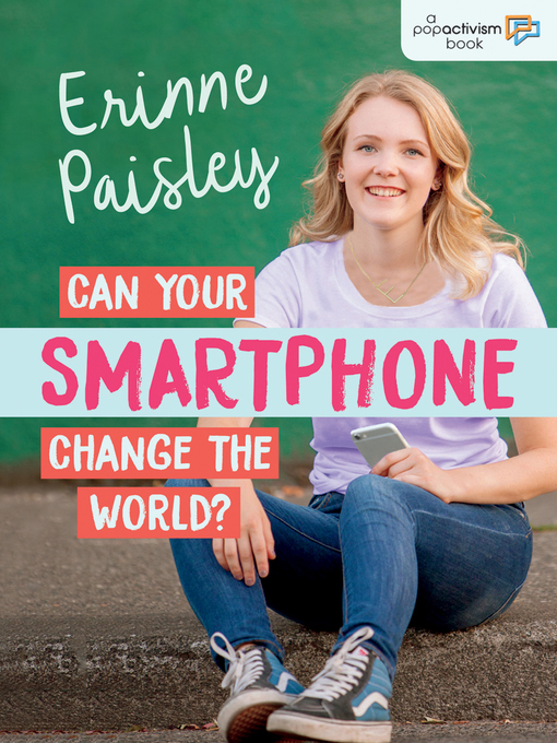Cover of Can Your Smartphone Change the World?