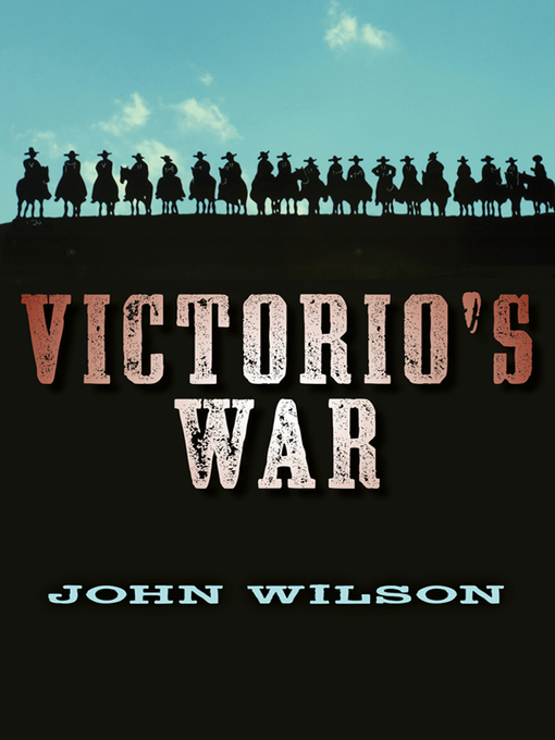 Cover of Victorio's War