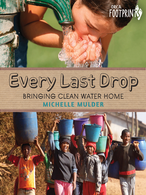 Every Last Drop by Michelle Mulder