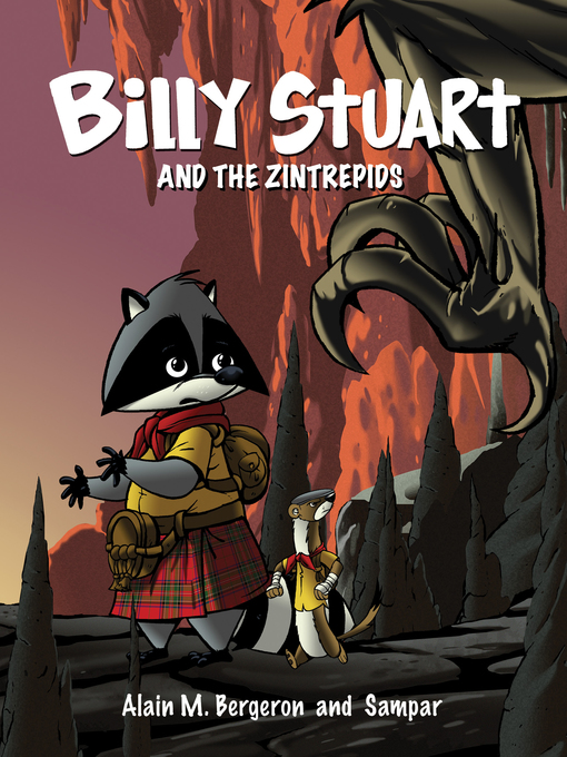 Cover of Billy Stuart and the Zintrepids