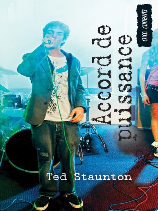 Title details for Accord de puissance by Ted Staunton - Available