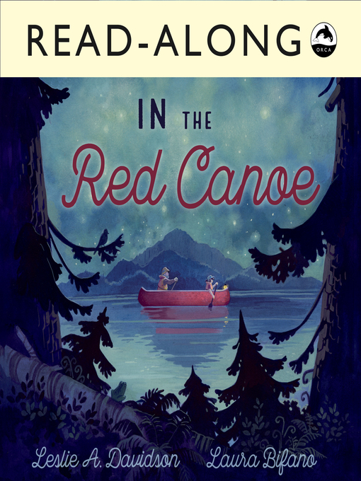 Cover of In the Red Canoe