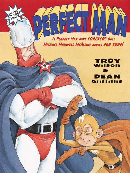 Title details for Perfect Man by Troy Wilson - Available