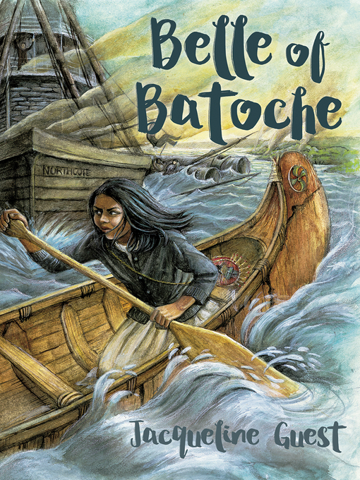 Title details for Belle of Batoche by Jacqueline Guest - Available