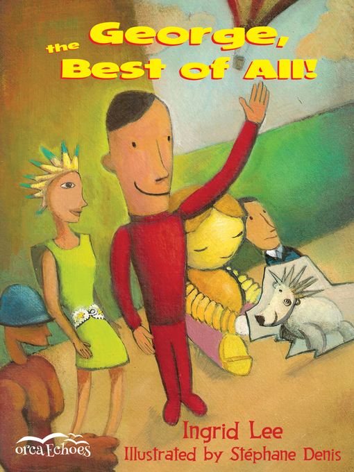 Title details for George Best of All by Ingrid Lee - Available