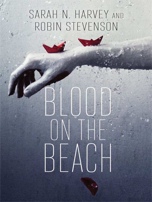 Cover of Blood on the Beach