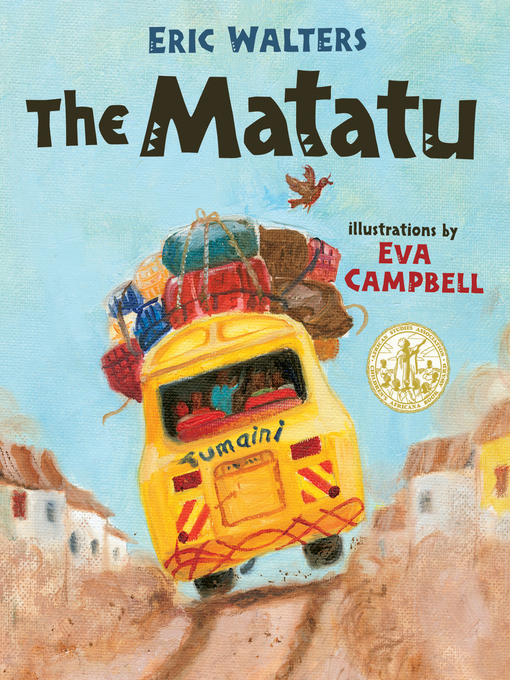 Title details for The Matatu by Eric Walters - Available