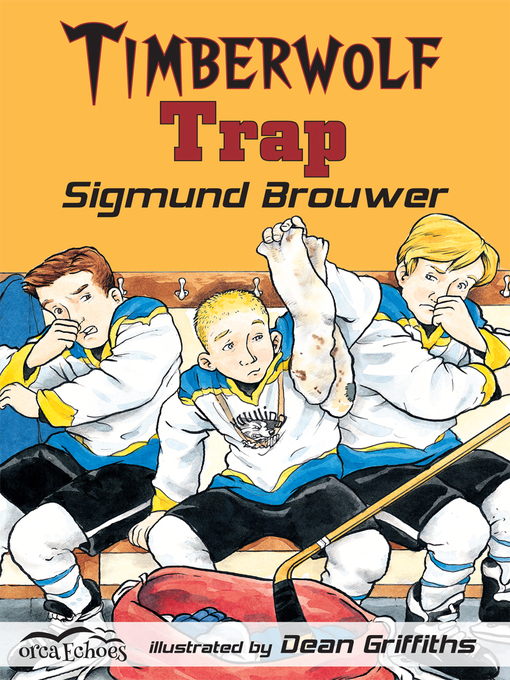 Title details for Timberwolf Trap by Sigmund Brouwer - Available