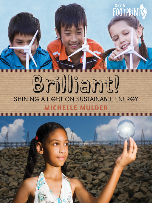 Title details for Brilliant! by Michelle Mulder - Available