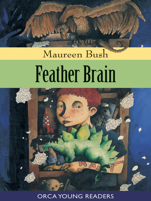 Title details for Feather Brain by Maureen Bush - Available