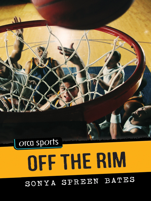 Cover image for Off the Rim