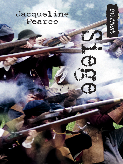 Title details for Siege by Jacqueline Pearce - Available