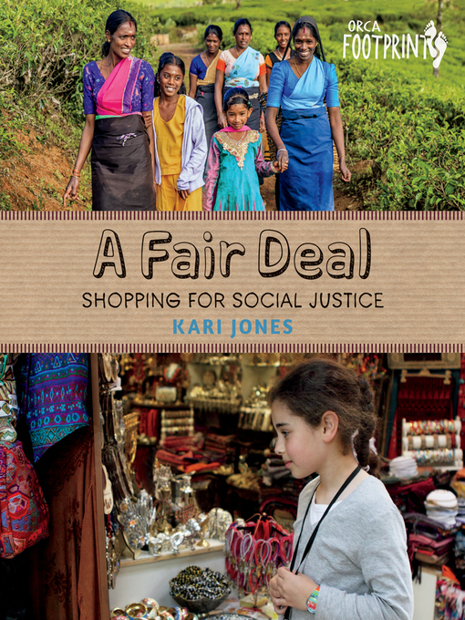 Cover image for book: A Fair Deal