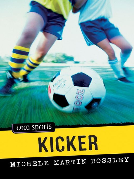 Cover image for Kicker