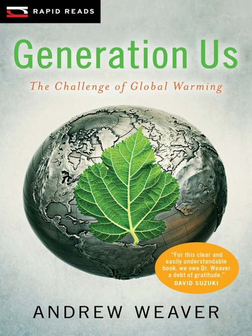 Title details for Generation Us by Andrew Weaver - Available