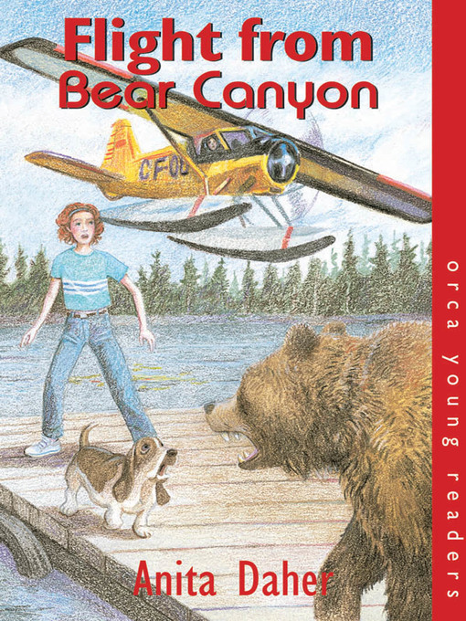 Title details for Flight From Bear Canyon by Anita Daher - Available