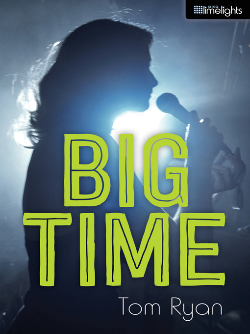 Title details for Big Time by Tom Ryan - Available