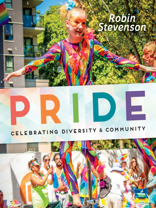 Title details for Pride by Robin Stevenson - Available