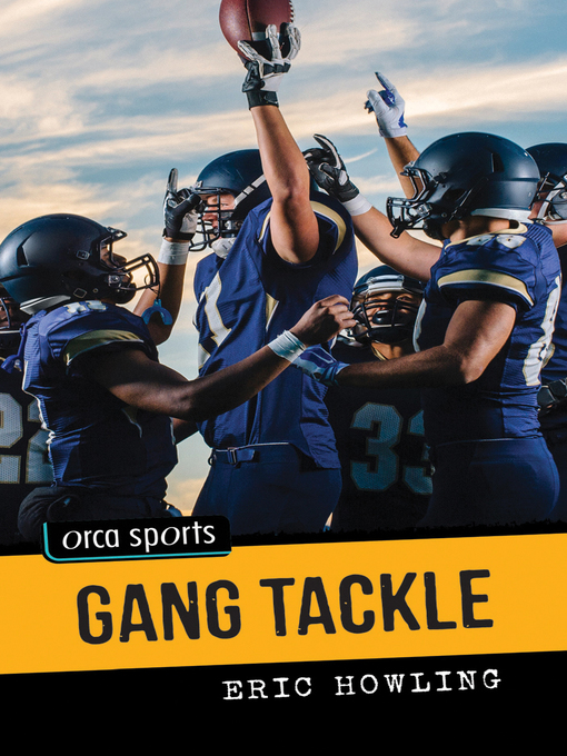 Cover of Gang Tackle