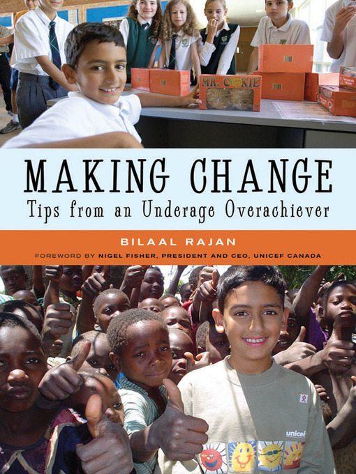 Title details for Making Change by Bilaal Rajan - Available