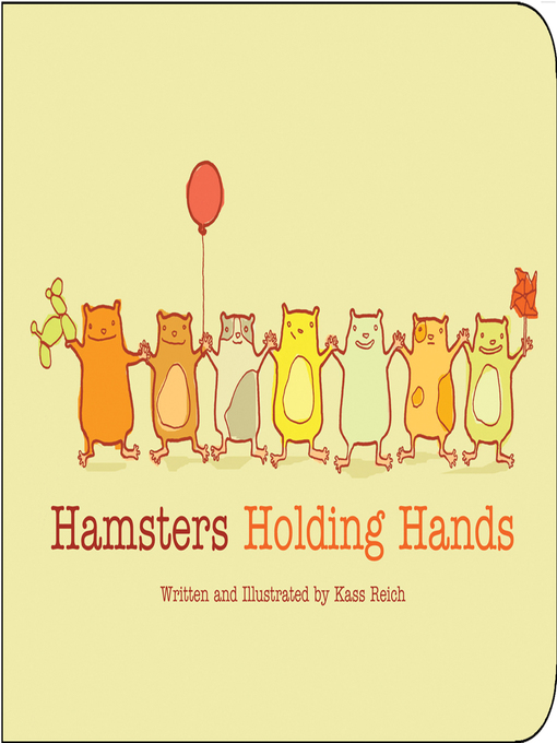 Cover of Hamsters Holding Hands