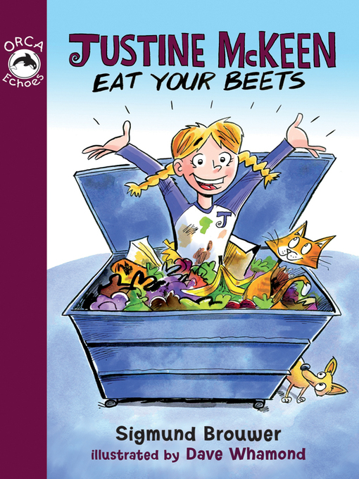 Cover of Justine McKeen, Eat Your Beets