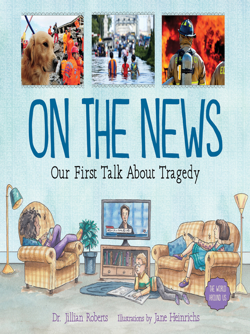 Title details for On the News by Jillian Roberts - Wait list