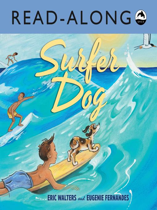 Cover of Surfer Dog