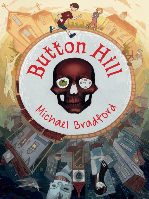 Title details for Button Hill by Michael Bradford - Available
