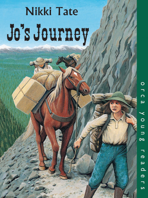 Title details for Jo's Journey by Nikki Tate - Available