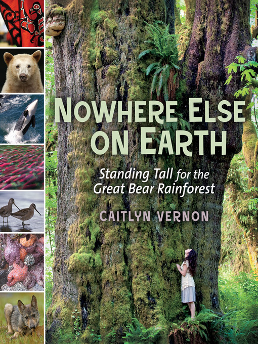 Cover image for Nowhere Else on Earth