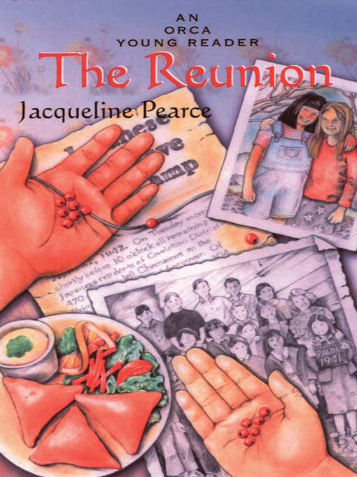 Title details for Reunion by Jacqueline Pearce - Available