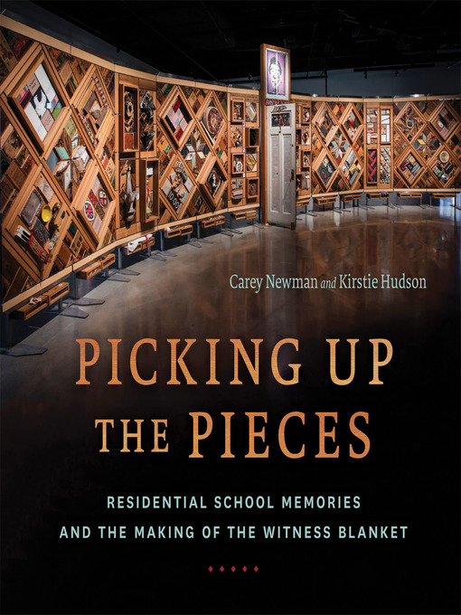 Title details for Picking Up the Pieces by Carey Newman - Available