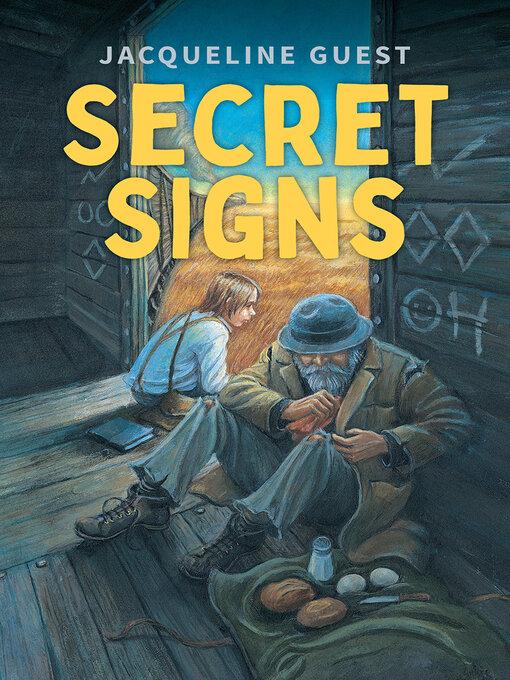 Title details for Secret Signs by Jacqueline Guest - Available
